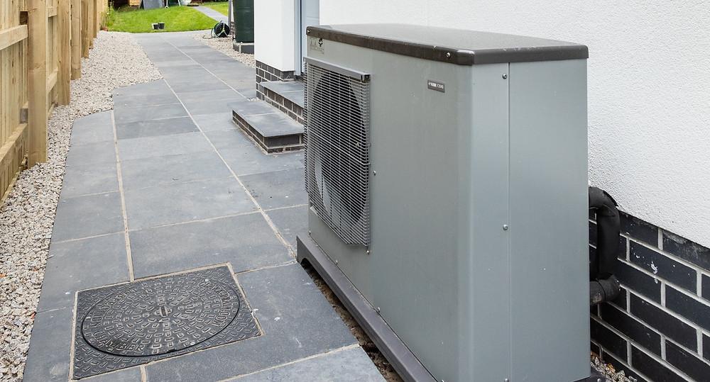 The environmental benefits of heat pumps