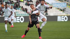 Vitória FC 1-1 Benfica: Frustração incessante