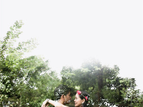 { Menandro + Issa } UP Diliman Prenup | Outdoor Pre Wedding Photo Shoot | Engagement Photography
