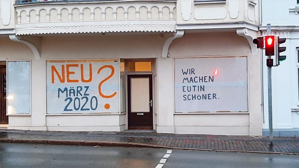 Hier entsteht die neue Filiale von beautymedix in Eutin in der Plöner Straße 28