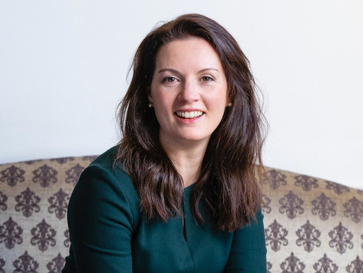 Caroline Kelly featured among some of the brightest stars of pharma and healthcare by PharmaTimes