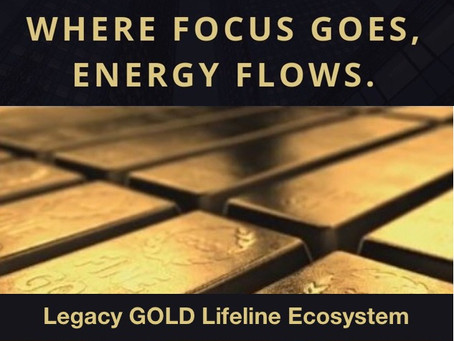 Legacy GOLD Lifeline Ecosystem powered by Portal X