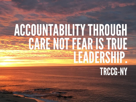 Why Accountability Matters?