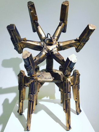 'Armas Controladas' by Cortavarria