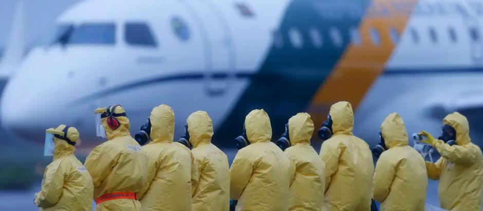 How Coronavirus Killed the Aviation Industry