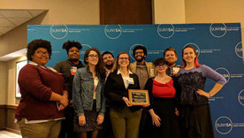 SUNY Purchase Wins SUNYSA Civic Engagement Award