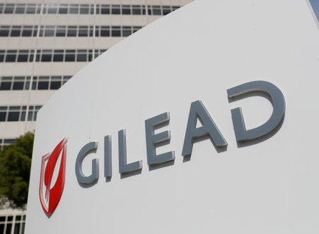 Gilead Sciences shares soar with new coronavirus drug