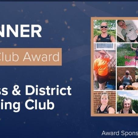 Active Club Award 2020