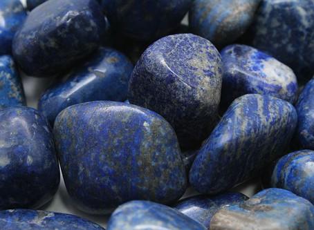 le lapis-lazuli et les vierges