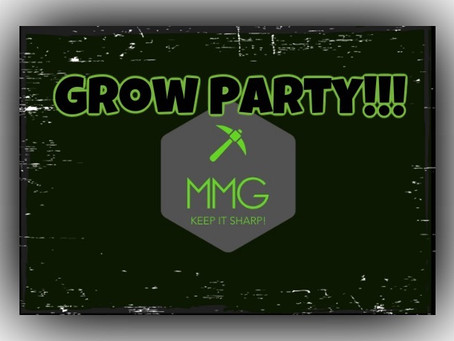 "MMG Instagram ""Grow Party"""