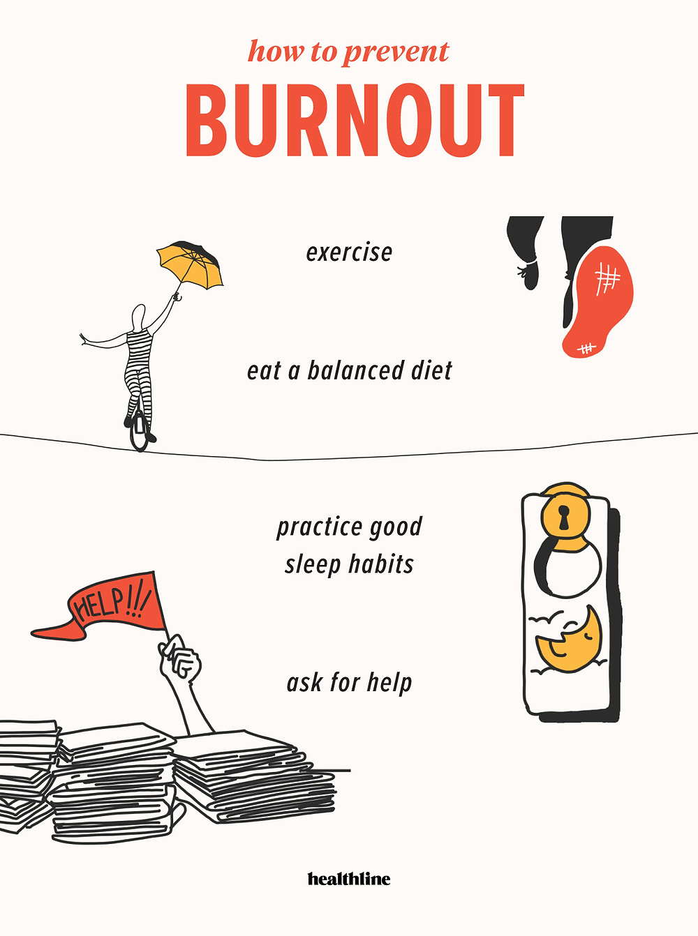 Burnout prevention bali