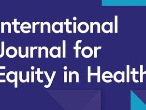El International Journal for Equity in Health publica la metodología del IVS