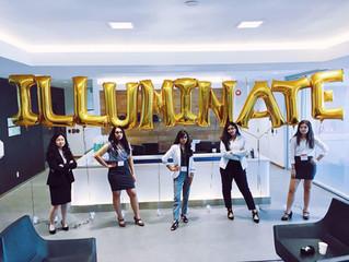 Illuminate: Awarding Leadership