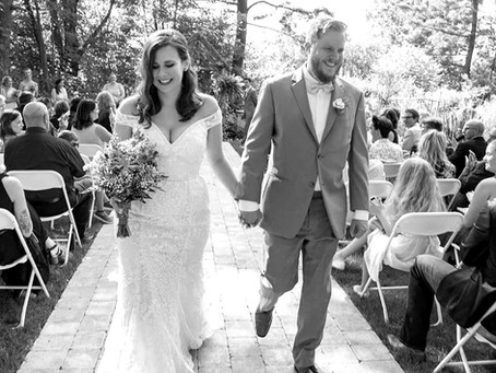 This DIY Orillia Wedding was a Scenic Fairytale