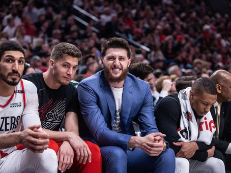 Return looming for Jusuf Nurkic, it's time to Unleash the Beast