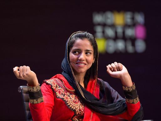 Sonita Alizadeh : le rap au service des droits des femmes
