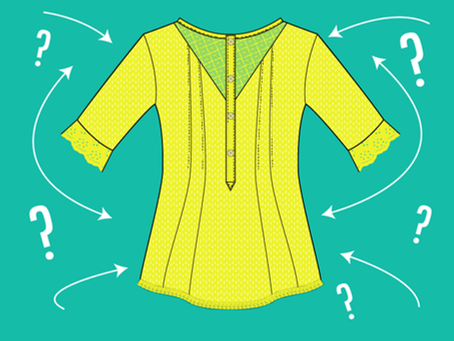 How to Make a Fashion Tech Pack (Step by Step) : FREE TEMPLATE