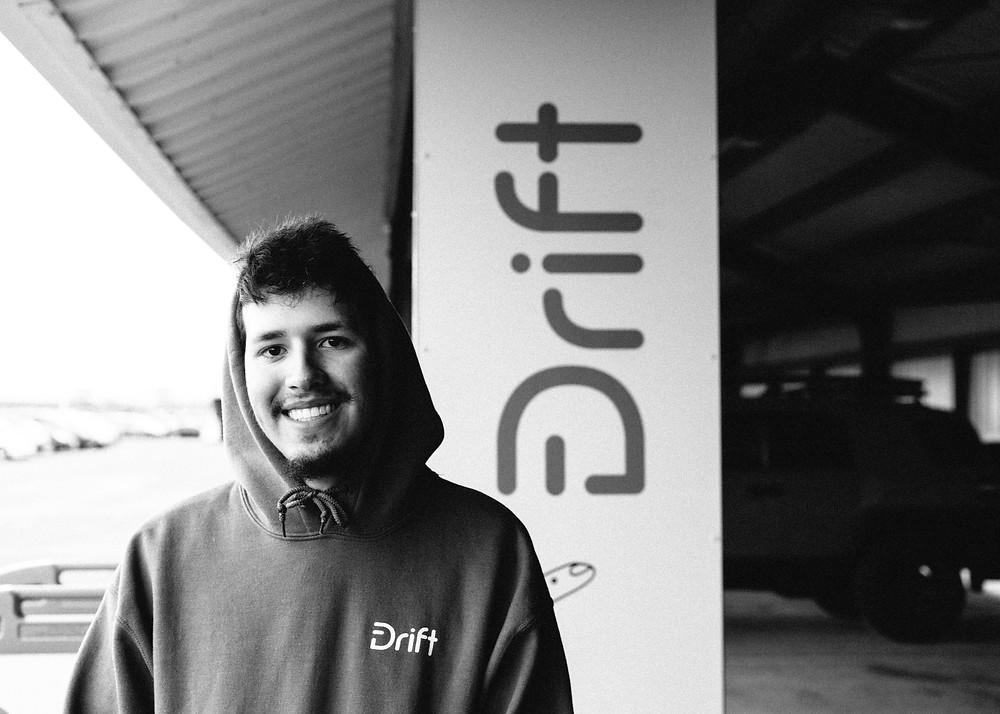 Drift employee portrait