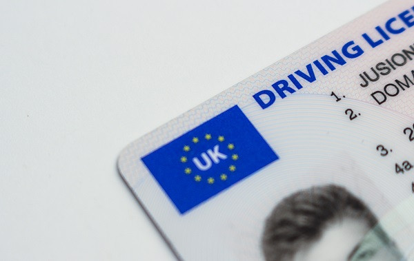foreign driver license