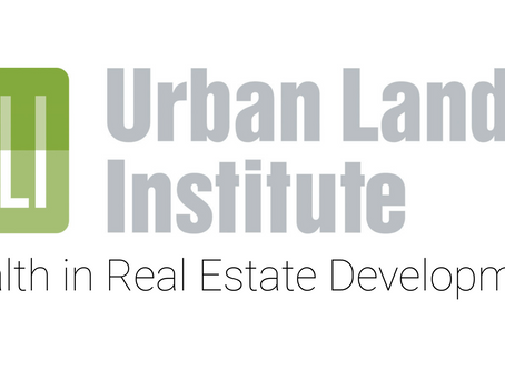 The link between Health and Development: ULI Roundtable - 9th July 2019