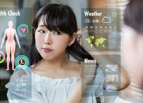 Akıllı Aynaların Büyüsü: Yapay Zeka, Artırılmış Gerçeklik ve Nesnelerin İnterneti