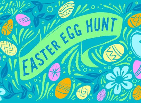 Easter Egg Hunt - March 28th, 2020
