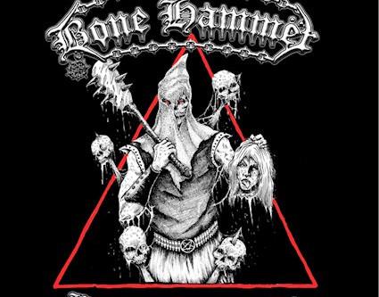 Bonehammer – Black Crust Invasion album review