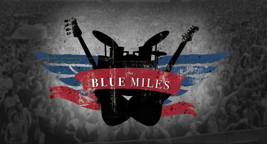 The Blue Miles, een gesprek met Eric de Jong