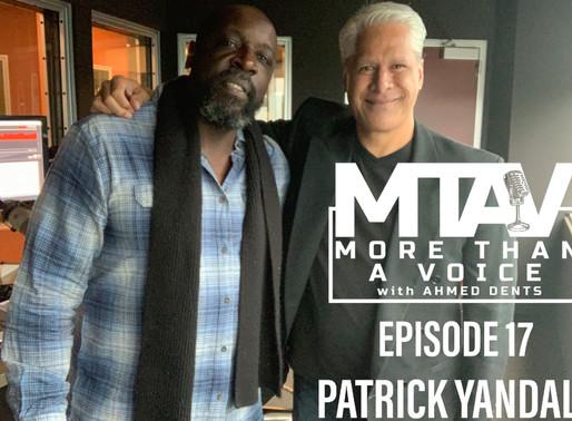 MTAV Podcast 17: Patrick Yandall