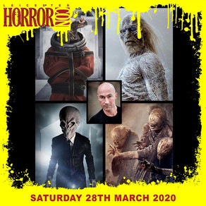 Leicester Horror Con 2020 - Update