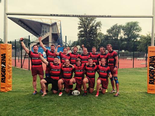 Potsdam ist deutscher Studentenmeister im Rugby - der erste Titel seit 17 Jahren!