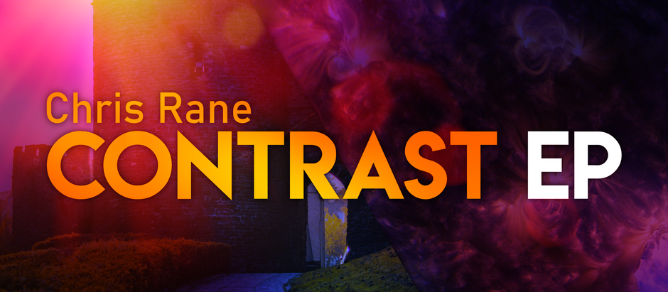 """Chris Rane's New """"Contrast EP"""" Is Almost Here!"""