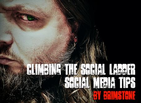 Climbing the Social Ladder - Social Media Tips