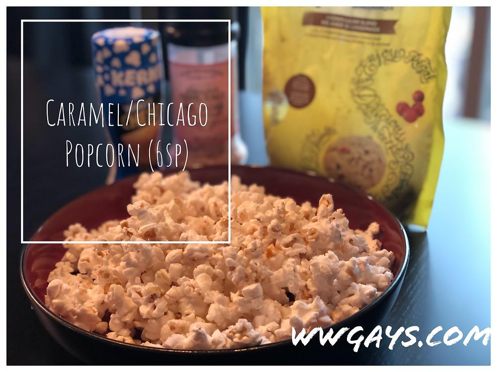 Caramel/Chicago Popcorn
