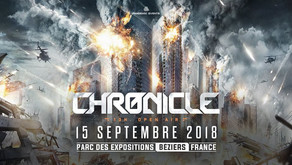 Chronicle Open air by Pandemic Events