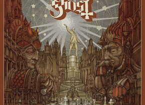 """ONCE UPON THE TIME """"GHOST"""" albums reviews PART 1"""