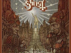 "ONCE UPON THE TIME ""GHOST"" albums reviews PART 1"