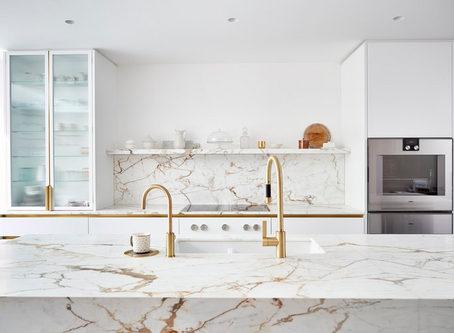 Brass Kitchen Taps - Where to buy yours
