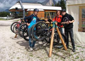 Vacanze attive E-Bike - PANORAMA A 360° SULLE DOLOMITI con noleggio ed istruttore !