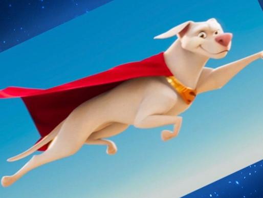 DC FanDome | Liberada primeira imagem e teaser do filme Super Pets