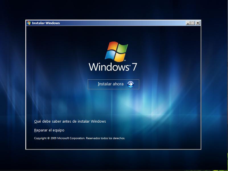 Windows 7 MiniOS PRO