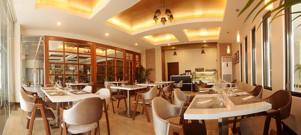 Olivia's Cafe Kalayaan ave QC