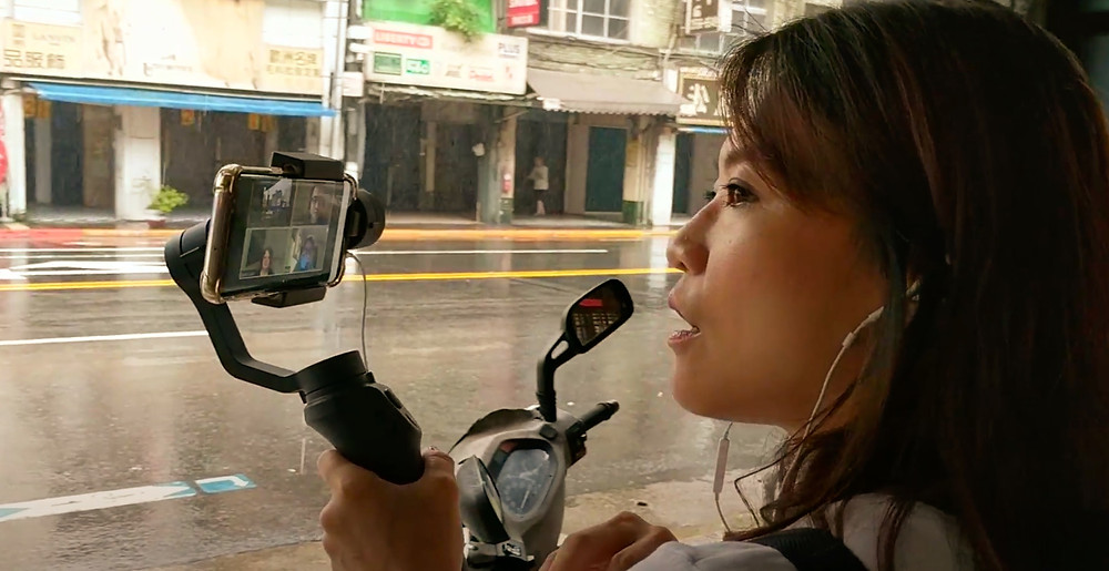 virtual tour, Taipei