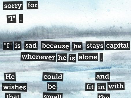 "I feel sorry for ""I"" by Omair Shah"