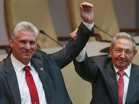 Novo cargo em Cuba: Miguel Díaz-Canel é eleito presidente de Cuba após reforma constitucional