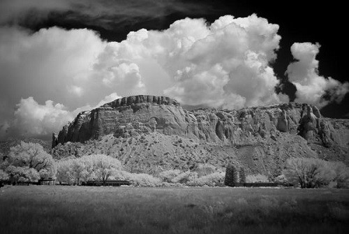 Herb Smith Ghost Ranch Bluff
