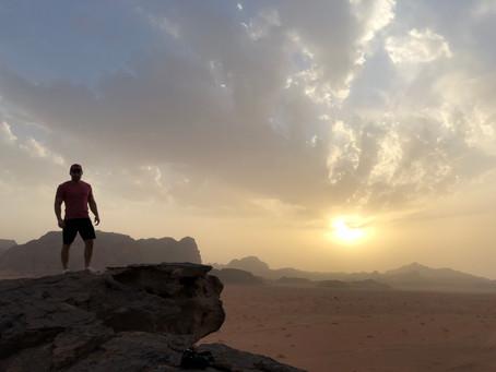 Jordan: A Trip To Wadi Rum Desert