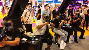 VR Agent participated in the GTI Asia China Expo!