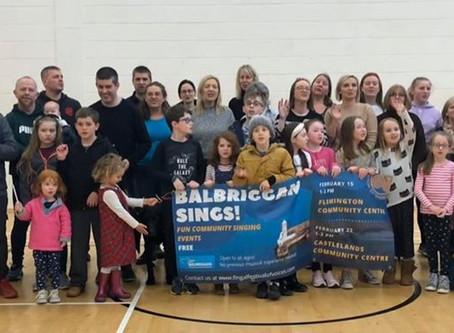 Balbriggan Sings! Community Workshop