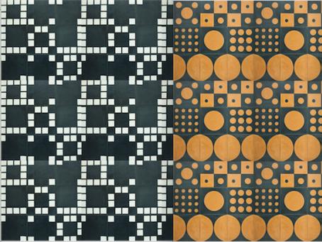 Los mosaicos de Francisco Toledo